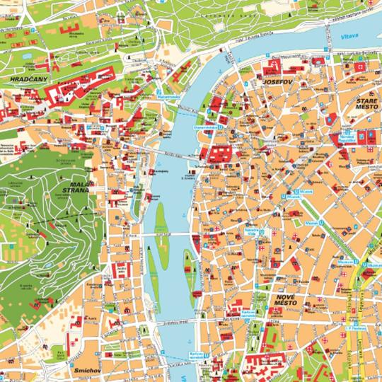 מפת העיר להורדה