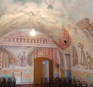 אולם התיאטרון