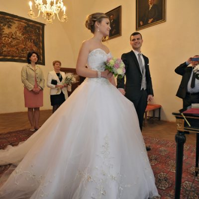 Arik a Kristina (2)
